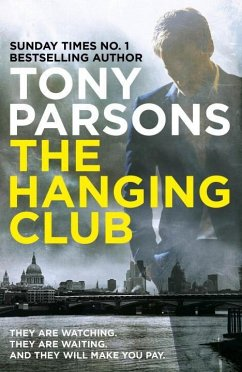 The Hanging Club - Parsons, Tony