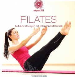 Entspanntsein - Pilates (Geführte Übungen Mit Ents - Garattoni,Jean-Pierre