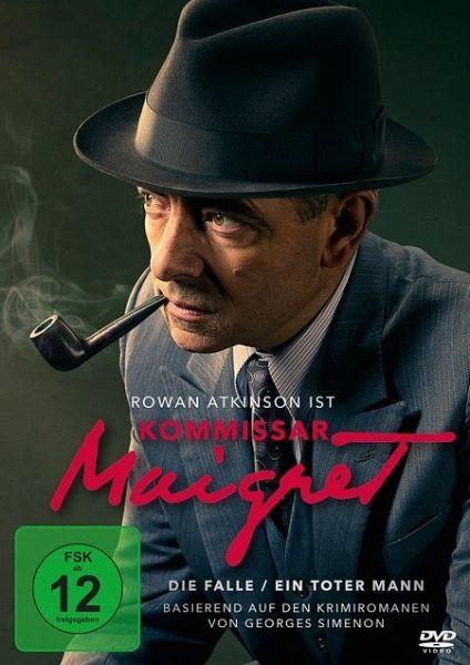 Kommissar Maigret Dvd