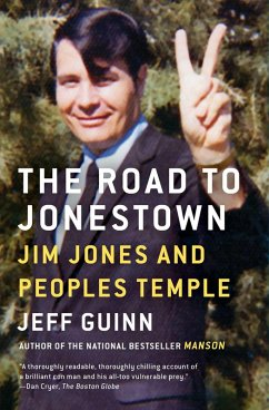 The Road to Jonestown (eBook, ePUB) - Guinn, Jeff