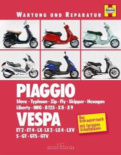 Piaggio / Vespa - Mather, Phil;Coombs, Matthew