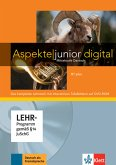 Lehrwerk digital mit interaktiven Tafelbildern B1 plus, DVD-ROM / Aspekte junior