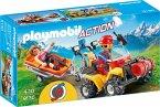 PLAYMOBIL® 9130 Bergretter-Quad