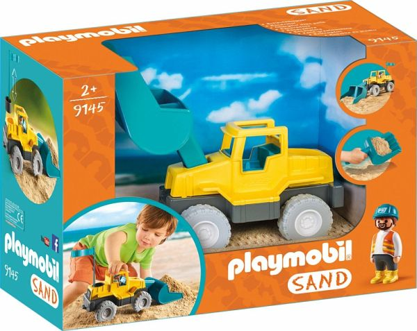 PLAYMOBIL® 9145 Schaufelbagger