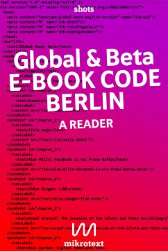 Global & beta English version (eBook, ePUB) - Alassaf, Assaf; Passig, Kathrin; Frohmann, Christiane; Mills, Alan; Zeegen, Chloe; Warner, Ansgar; Dardan, Asal