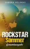 Rockstar Sommer Bd.1-4 (Chick-Lit, Liebe) (eBook, ePUB)