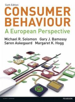 Consumer Behaviour - Solomon, Michael R.; Bamossy, Gary; Askegaard, Søren; Hogg, Margaret K.