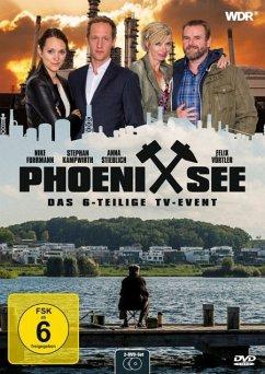 Phoenixsee - Das 6-teilige TV-Event (2 Discs)