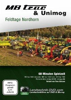 MB Trac & Unimog Feldtage Nordhorn, 1 DVD