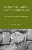 Narrative, Nature, and the Natural Law (eBook, PDF)
