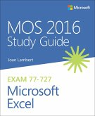 MOS 2016 Study Guide for Microsoft Excel (eBook, PDF)
