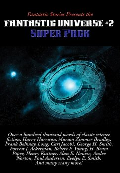 Fantastic Stories Presents the Fantastic Universe Super Pack #2 (eBook, ePUB)