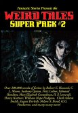 Fantastic Stories Presents the Weird Tales Super Pack #2 (eBook, ePUB)