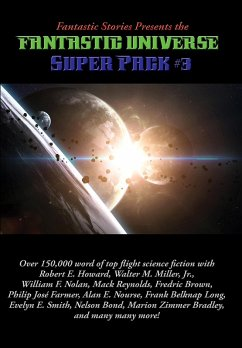 Fantastic Stories Presents the Fantastic Universe Super Pack #3 (eBook, ePUB)