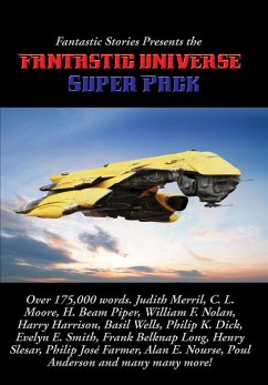 Fantastic Stories Presents the Fantastic Universe Super Pack (eBook, ePUB)
