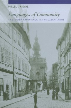 Languages of Community (eBook, PDF) - Kieval, Hillel J.