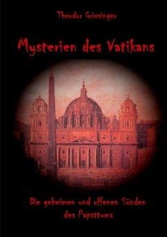 Mysterien des Vatikans (eBook, ePUB)