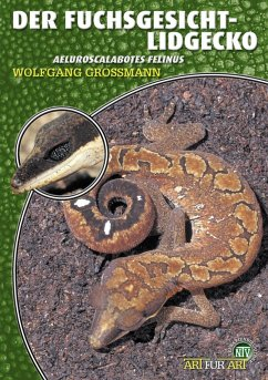 Der Fuchsgesicht-Lidgecko (eBook, ePUB) - Grossmann, Wolfgang