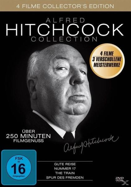 alfred hitchcock collection vol 2 collector 39 s edition auf. Black Bedroom Furniture Sets. Home Design Ideas