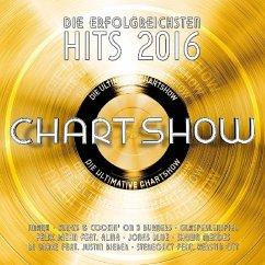 Die Ultimative Chartshow -Die erfolgreichsten Hits 2016 - Diverse