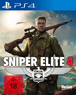 Sniper Elite 4 (PlayStation 4)