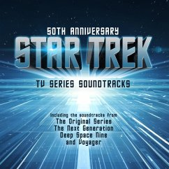 50 Anniversary-Tv Series Soundtracks - Star Trek