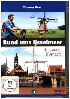 Urlaub in Holland - Rund ums Ijsselmeer, 1 Blu-ray