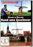 Urlaub in Holland - Rund ums Ijsselmeer, 1 DVD