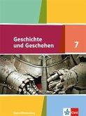 Geschichte und Geschehen. Schülerband 7. Klasse. Ausgabe für Baden-Württemberg ab 2016