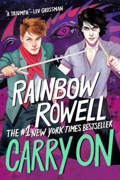 Carry On - Rowell, Rainbow