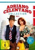 Adriano Celentano - Collection Vol. 2: Asso, Bingo Bongo, Der Brummbär DVD-Box