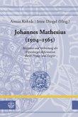Johannes Mathesius (1504-1565)