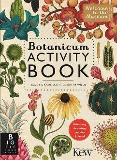 Botanicum Activity Book - Willis, Professor Katherine J.