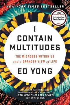 I Contain Multitudes - Yong, Ed