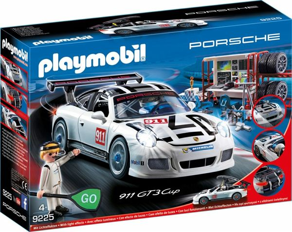 playmobil 9225 porsche 911 gt3 cup bei b immer. Black Bedroom Furniture Sets. Home Design Ideas