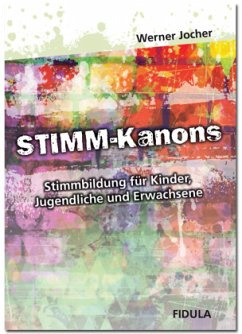 Stimm-Kanons, m. 1 Audio-CD - Jocher, Werner