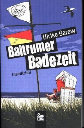 Buch-Reihe Baltrum Ostfrieslandkrimis