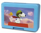 Peanuts Lunchbox Flying (Brotdose)