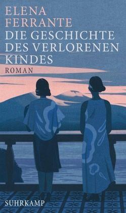 Buch-Reihe Neapolitanische Saga
