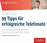 99 Tipps für erfolgreiche Telefonate, 8 Audio-CDs