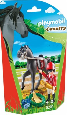 PLAYMOBIL® 9261 Jockey