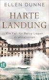 Harte Landung / Patsy Logan Bd.1