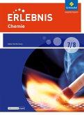 Erlebnis Chemie 7 / 8. Schülerband. Differenzierende Ausgabe. Baden-Württemberg