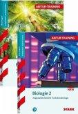 Abitur-Training - Biologie Vorteilspaket 54707 + 54708 (NRW)