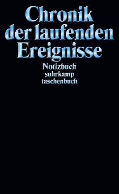 Notizbuch suhrkamp taschenbuch