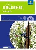 Erlebnis Biologie 7 / 8. Differenzierende Ausgabe. Baden-Württemberg