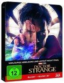 Doctor Strange 2D & 3D (Steelbook Edition)
