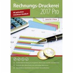 Markt+Technik Rechnungsdruckerei 2017 PRO (Download für Windows)