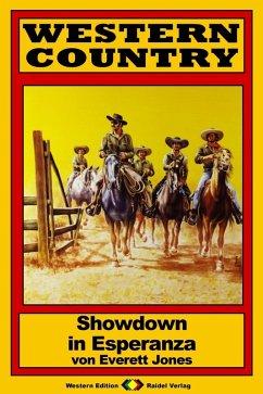 WESTERN COUNTRY 188: Showdown in Esperanza (eBook, ePUB)