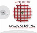 Wie richtiges Aufräumen Ihr Leben verändert / Magic Cleaning Bd.1 (3 Audio-CDs)